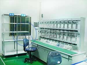 电子厂CNAS校准实验室